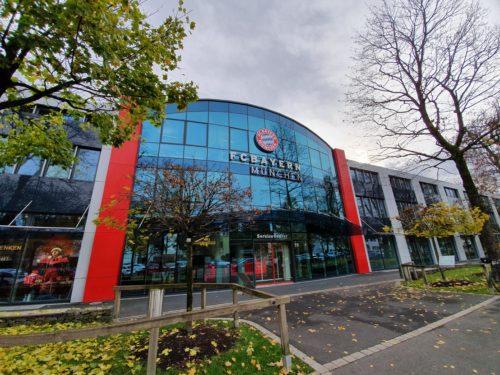 FCB Geschäftsstelle Säbener Straße