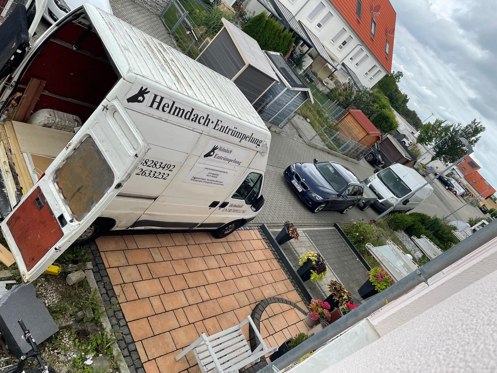 Lokaler Entrümpelungsdienst in Mainz
