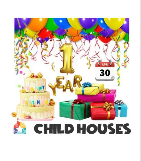 Child Houses Party