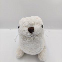 Sælhunden Robbies bamse