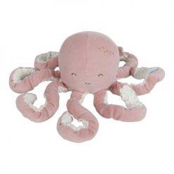 Pink blækspruttebamse