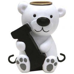 I med isbjørn