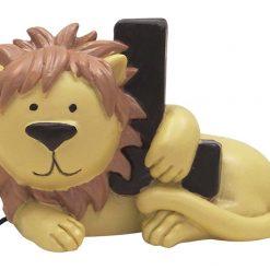 L med løve