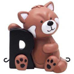 R med rød panda
