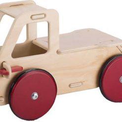 Lastbil gåvogn