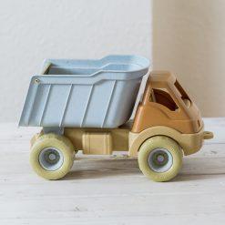 Lastbil i bioplast