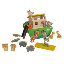 Klodskasse Noahs ark