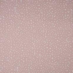 Sengetøj med blomme dots