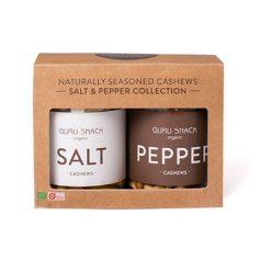 Salt og peber cashews