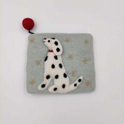 Pung fra Gamcha med en sød dalmatiner