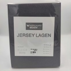 Jersey lagen 70x160 grå