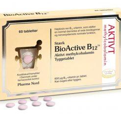 BioActive B12 fra Pharma Nord 60 stk.