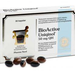 Bioactive Uniqinol fra Pharma Nord 30 stk.