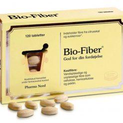 Bio-Fiber fra Pharma Nord 120 stk.