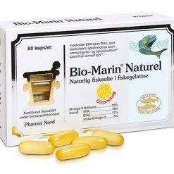Bio-marin Naturel fra Pharma Nord 80 stk.