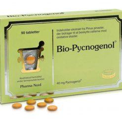 Bio-pycnogenol fra Pharma Nord 90 stk.