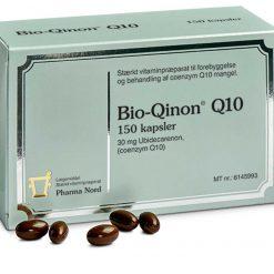 Bio-Qinon Q10 fra Pharma Nord 150 stk.