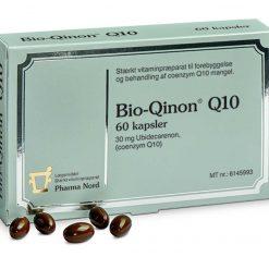 Bio-Qinon Q10 fra Pharma Nord 60 stk.