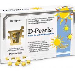 D-pearls fra Pharma Nord 20 µg
