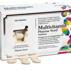 Multivitamin fra Pharma Nord 150 stk.