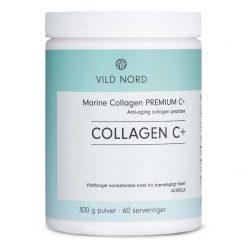 Vild Nord collagen C+ i dåse