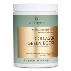 Vild nord collagen green boost dåse