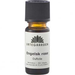 Engelsk Rose duftolie fra Urtegaarden