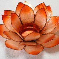 Lotus stage Chakra 2 Orange