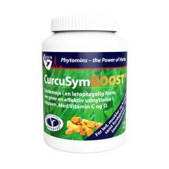 Curcusym boost fra Biosym 120 stk.