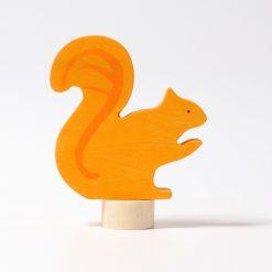 Egern figur fra Grimms
