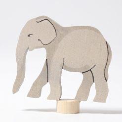 Elefant figur fra Grimms
