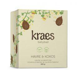 KRAES bad med havre & kokos