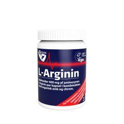 L-arginin fra Biosym 90 stk.