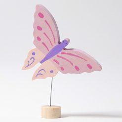 Pink sommerfugl fra Grimms