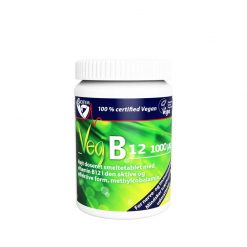 Veg B12 fra Biosym 120 stk.