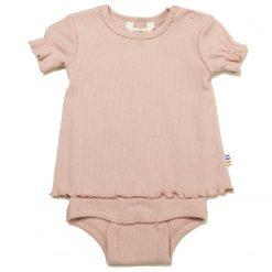 Joha body med t-shirt i lyserød