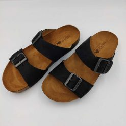 Bio andrea sandaler sort