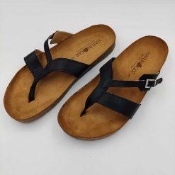 Bio clara sandaler sort