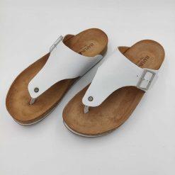 Bio conny sandaler hvid