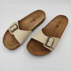 Bio gina sandaler beige
