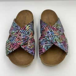 Bio mio sandaler i multi fra Haflinger