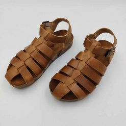 Bio Pepe sandaler fra haflinger i natur