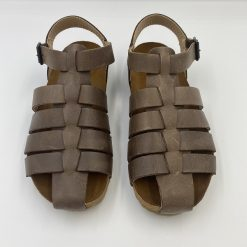 Bio peter sandaler i brun fra Haflinger