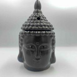 Duftlampe Buddha sort