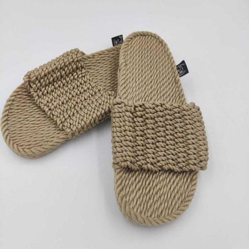 Full Nelson sandaler fra Nomadic State of Mind i farven camel