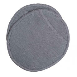 Joha ammeindlæg i merinould/silke grå