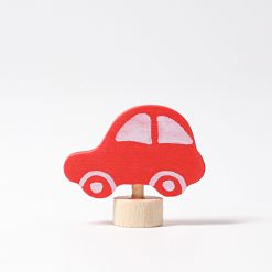 Rød bil figur fra Grimms