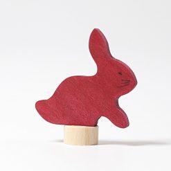 Rød hare figur fra Grimms