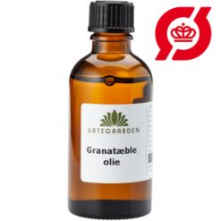Granatæbleolie øko