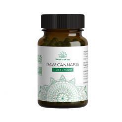 raw cannabis magnesium SanaNordic